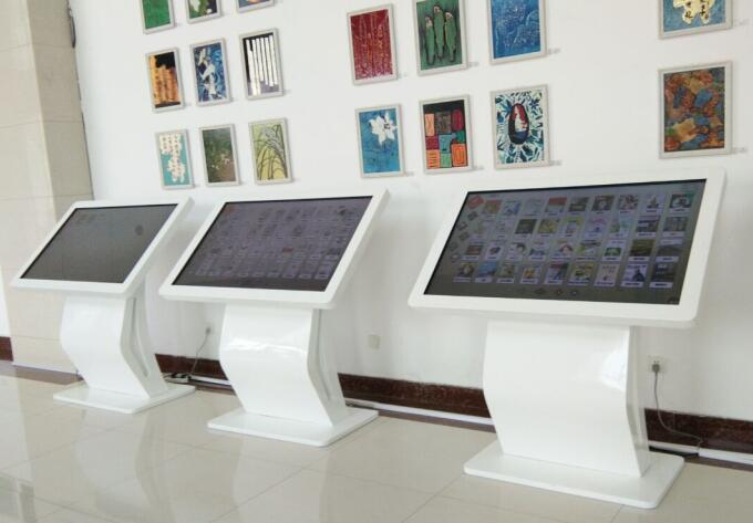 图书馆自动化数字化水平日益提高