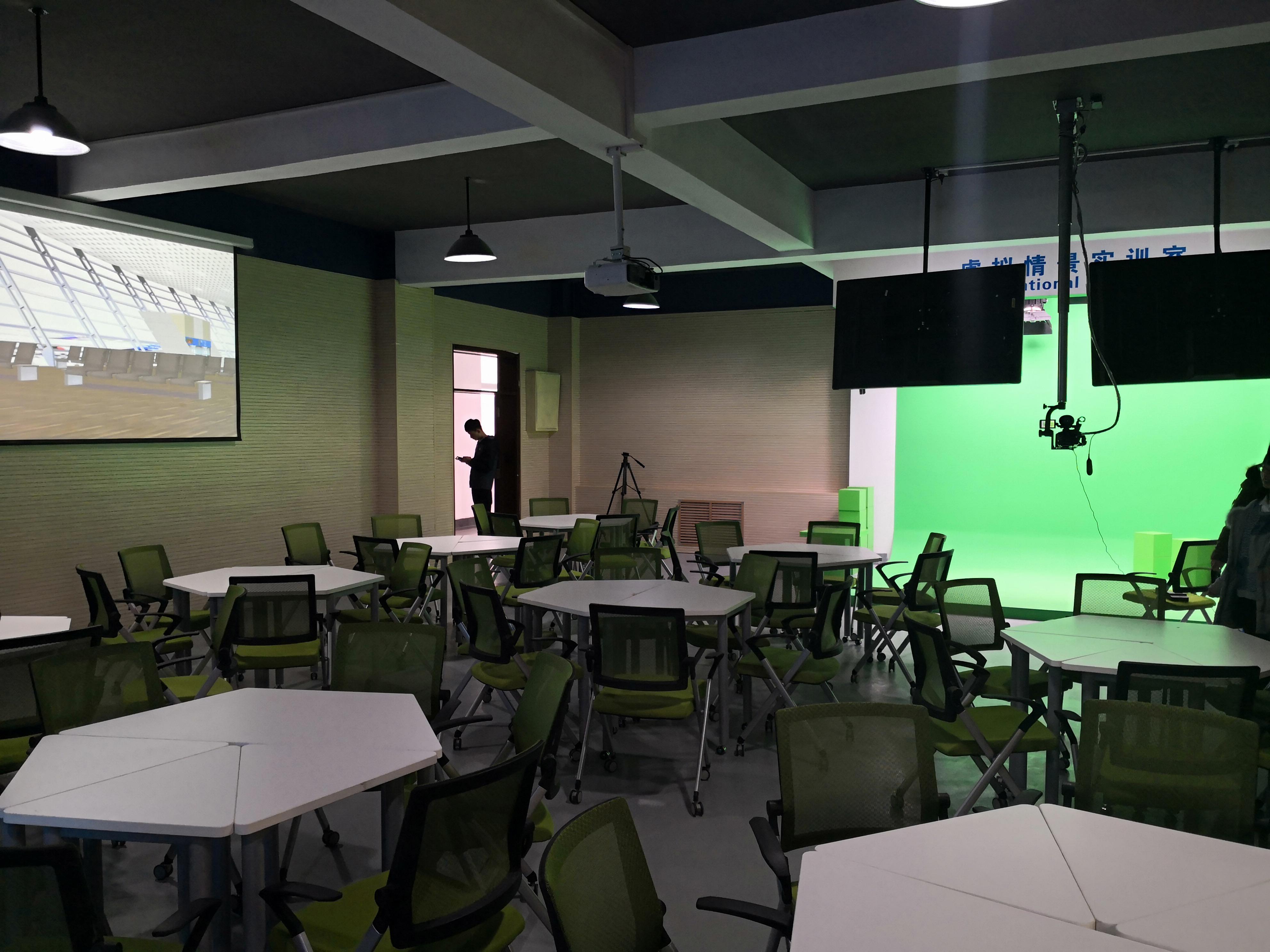 3D虚拟情景实训室