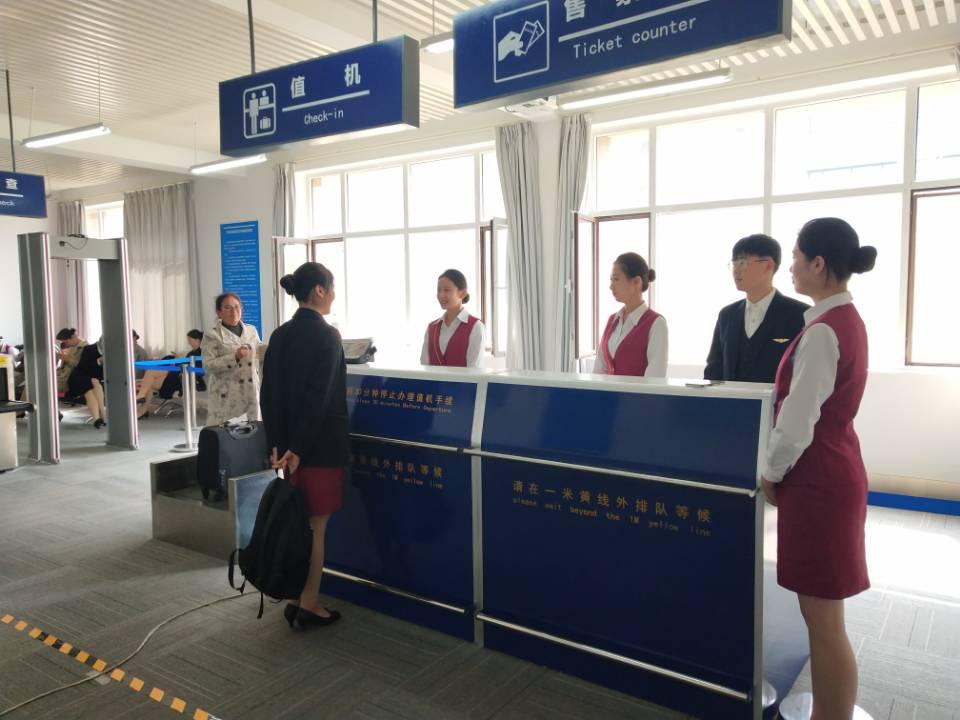 企业授课进校园——北京通航专业教师来我院授课